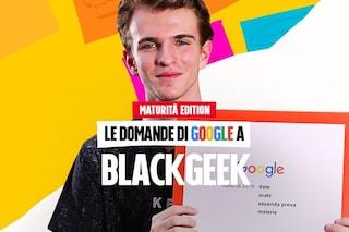 """Maturità 2019, lo youtuber BlackGeek e l'esame di Stato: """"Sarà difficile e rivoluzionario"""""""