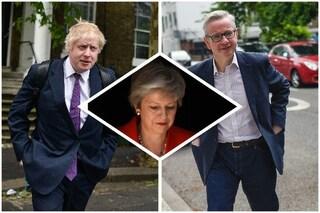 Theresa May si dimette oggi: chi sono i candidati favoriti alla successione
