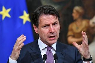 """Giuseppe Conte è ottimista: """"Farò in modo di scongiurare una procedura che non fa bene al Paese"""""""