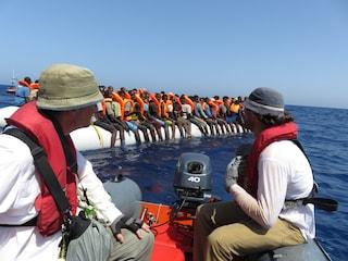 Sea Watch, il cugino di Francesco Totti salva vite a bordo della nave nel Mediterraneo