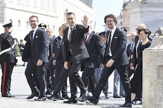 """Vertice ministri M5S, Di Maio: """"Salario minimo è priorità: dignità per lavoratori sottopagati"""""""