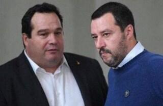 """Salvini dice che le frasi di Durigon sono false: """"Visti i processi contro la Lega, mi sembra ovvio"""""""