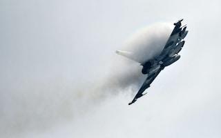 Incidente Eurofighter in Germania, scontro ad alta quota tra 2 caccia: morto uno dei piloti