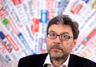 """Minibot, Giorgetti: """"Inverosimili, c'è ancora chi crede a Borghi?"""". Salvini: """"Vale il contratto"""""""
