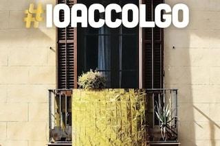 """Migranti, nasce la campagna di solidarietà #IoAccolgo: """"Stendete le coperte termiche sui balconi"""""""