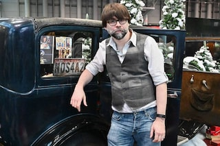 """N0S4A2"": l'appassionante thriller di Joe Hill a cui si ispira la serie tv horror"