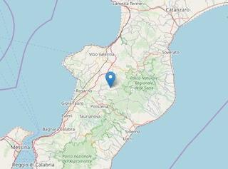 Terremoto Reggio Calabria, scossa di magnitudo 3.4 a San Pietro di Caridà