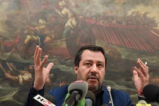 """La lettera di Matteo Salvini a Giuseppe Conte: """"La Sea Watch vada in Olanda"""""""
