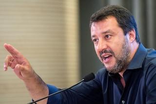 """Fondi russi, Salvini: """"Savoini a Mosca? Non l'ho portato io. Non so perché ci fosse"""""""