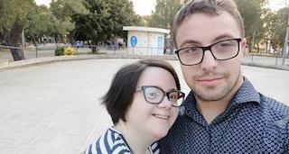 """Michele, l'amore e la sindrome di Down: """"La mia ragazza è il mio mondo, sogniamo il matrimonio"""""""