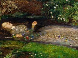 L'Ofelia di John Everett Millais sarà uno dei capolavori in mostra a Milano a partire dal 19 giugno, a Palazzo Reale.