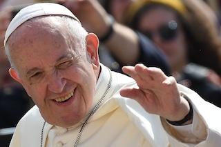 """Papa Francesco annuncia: """"I genitori si possono separare per il bene dei figli"""""""