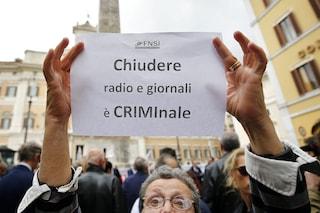 """Radio Radicale, Di Maio: """"Fatto gravissimo"""". Salvini: """"Non si chiude con un tratto di penna"""""""