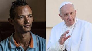 """""""Io sono figlio di un prete italiano, voglio parlare con Papa Francesco"""""""