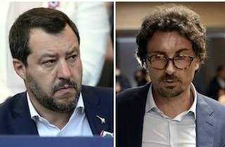 """Salvini all'attacco: """"Toninelli non è all'altezza di un Paese come l'Italia"""""""