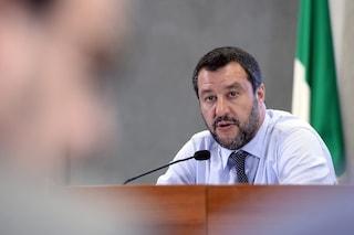 """Sparatoria a Pavone Cavanese, Matteo Salvini: """"Io sto con il tabaccaio"""""""