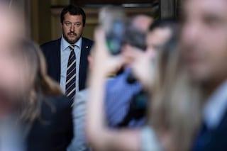 """Salvini ammette: """"Il governo è ancora a rischio. Decisiva la manovra: o coraggiosa o salta tutto"""""""