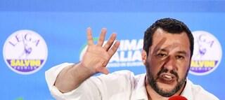 """Due rom arrestate a Roma, Salvini: """"Ai loro figli penseranno i mariti"""""""