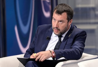 """Sea Watch, Salvini: """"In 13 giorni poteva arrivare in Olanda, può stare lì fino a Natale"""""""