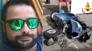 Nuoro, fatale scontro in strada: Stefano muore a 32 anni in sella alla sua Vespa