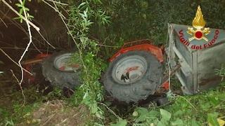 Sassari, non torna a casa dopo il lavoro: trovato morto schiacciato sotto il suo trattore