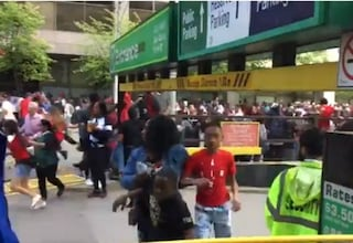 Spari durante la festa dei Toronto Raptors: panico tra la folla