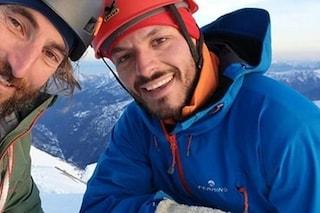 Pakistan, l'alpinista italiano precipitato per 500 metri è salvo