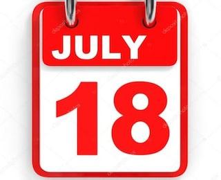 I fatti di oggi, giovedì 18 luglio 2019