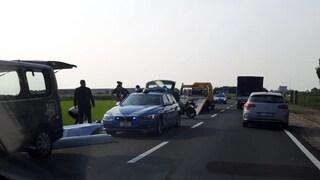 Incidente Trecate, motociclista cade in una risaia: ritrovato morto solo questa mattina
