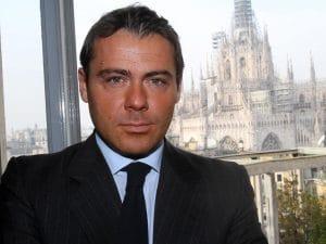 Alessandro Proto, il finanziere arrestato il 12 giugno scorso con l'accusa di aver truffato una donna malata di cancro (Ansa)