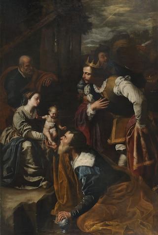 """Artemisia Gentileschi, l'Adorazione dei Magi è il """"Capolavoro per Milano"""""""
