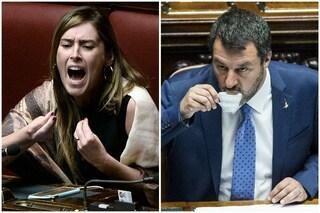 Fondi russi alla Lega, Pd presenta mozione di sfiducia a Salvini: l'annuncio di Maria Elena Boschi