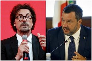 """Danilo Toninelli contro Matteo Salvini: """"Lavori, c'è tanto da fare su sicurezza e immigrazione"""""""