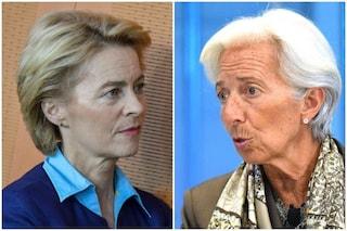 Ue, trovato l'accordo sulle nomine: von Der Leyen alla Commissione, Lagarde alla Bce