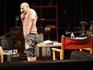 Un focus sul teatro di Pino Carbone alla Biennale di Venezia