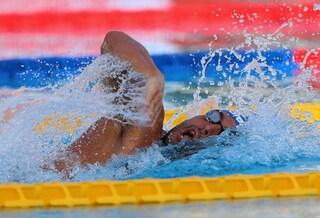 Mondiali di Nuoto 2019, bronzo e record italiano per Gabriele Detti nei 400 stile libero