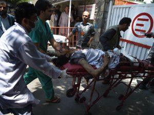 Foto di repertorio. L'ospedale di Emergency di Kabul