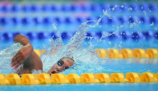 Mondiali di nuoto 2019, Simona Quadarella strepitosa: oro nei 1500 metri stile libero