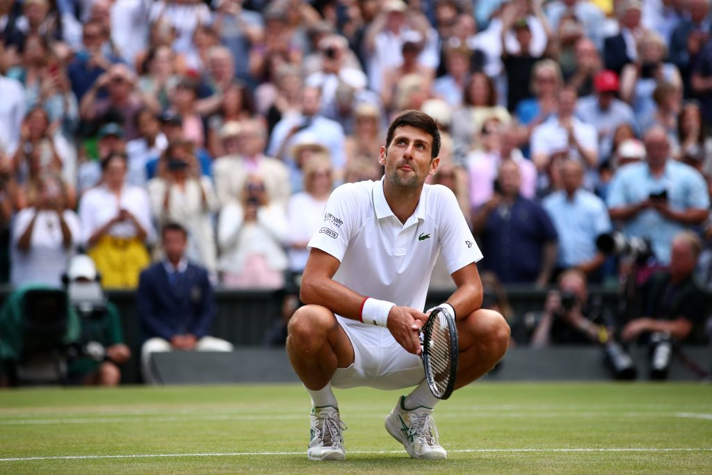 16° trofeo Slam per Djokovic.
