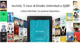 Amazon Prime Day 2019: l'offerta di Amazon Kindle Unlimited a 0 € ancora attiva