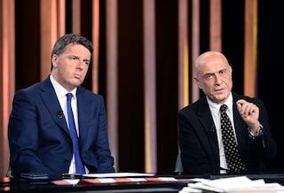 """Migranti, Matteo Renzi rinnega Gentiloni e Minniti: """"Non c'era emergenza o minaccia a democrazia"""""""