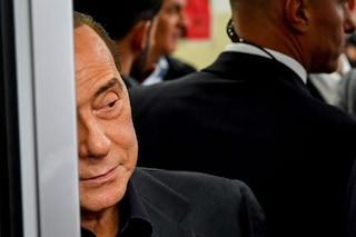 """Berlusconi condannato per diffamazione: aveva definito il dem Renato Soru """"un fallito"""""""