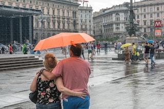 Previsioni meteo 4 luglio: temporali violenti al Nord con pericolo grandine