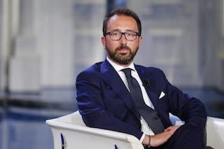 """La riforma della giustizia di Alfonso Bonafede oggi in Cdm, Matteo Salvini: """"È acqua"""""""