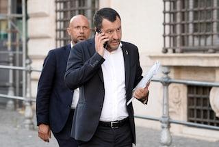 """La Alex salva 54 migranti, Matteo Salvini: """"Vada in Tunisia se ha a cuore i naufraghi"""""""