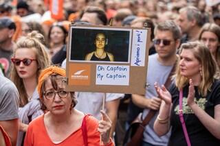 Sea Watch, procura di Agrigento ricorre in Cassazione contro la scarcerazione di Carola Rackete