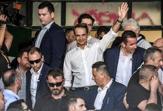 Elezioni Grecia, la destra di Mitsotakis vince: finisce l'era Tsipras