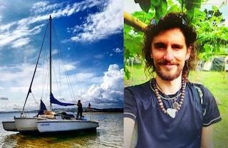 Lo skipper Rocco Acocella disperso nell'Atlantico ha lanciato un segnale d'emergenza il 22 giugno