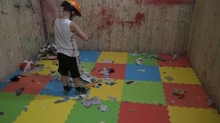 """A Bologna la prima stanza della rabbia al mondo per bambini: """"Qui si sfogano giocando"""""""