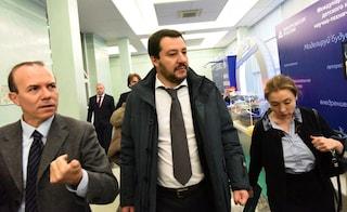 """Fondi russi alla Lega, Matteo Salvini cede: """"Riferirò in Parlamento, fa parte del mio lavoro"""""""